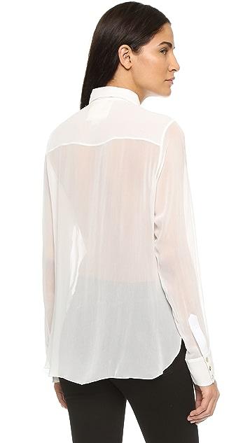 Figue Emmanuelle Tux Shirt