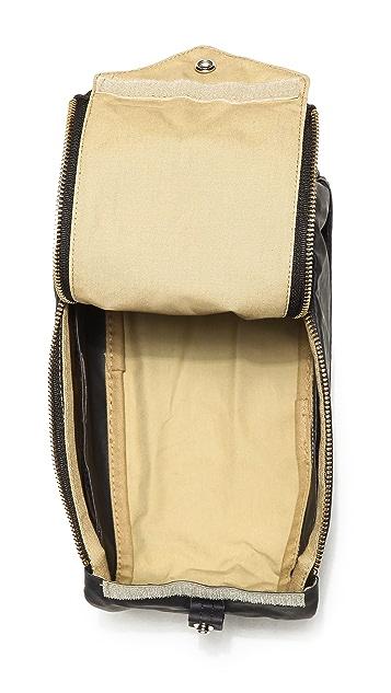 Filson 2 Zip Travel Kit