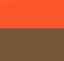 Orange/Tan