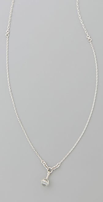 Anna Sheffield Emma Drop Necklace