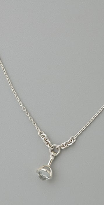Anna Sheffield Emma Drop Necklace