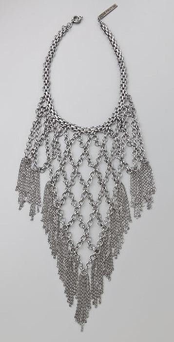 Fiona Paxton Avon Oxidized Necklace