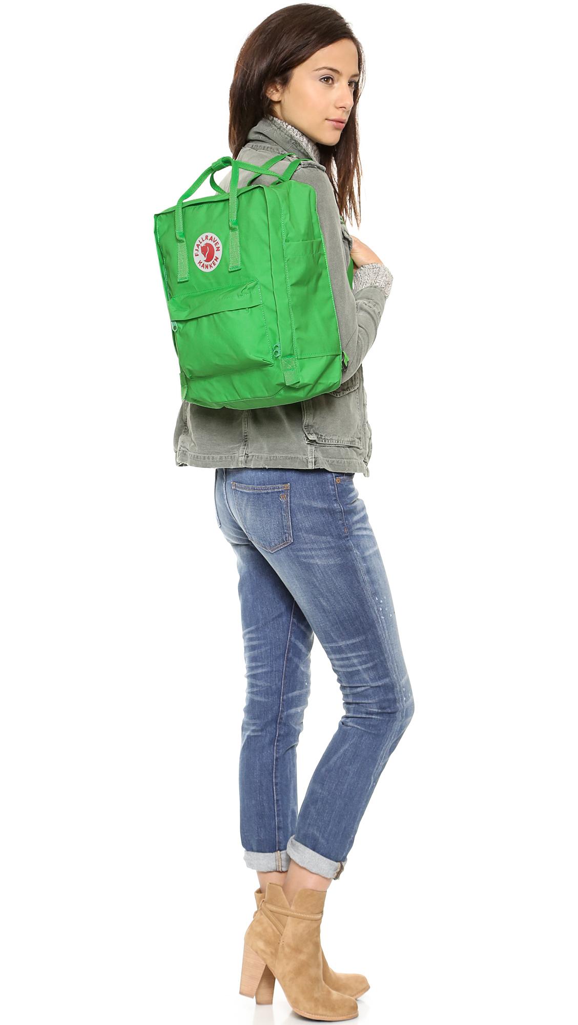 fjallraven kanken backpack measurements