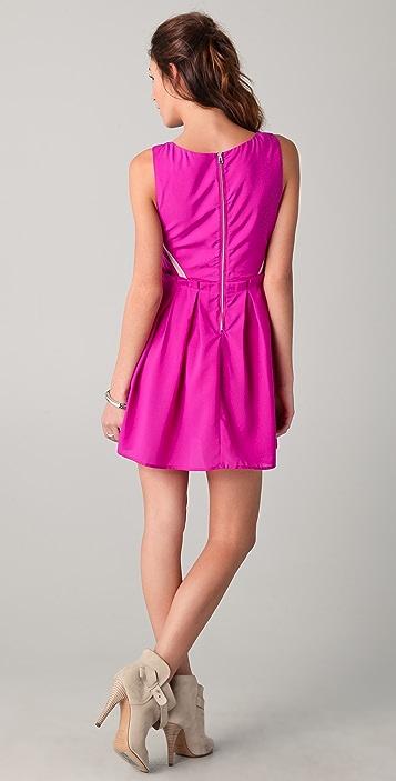 findersKEEPERS Let Love Down Dress