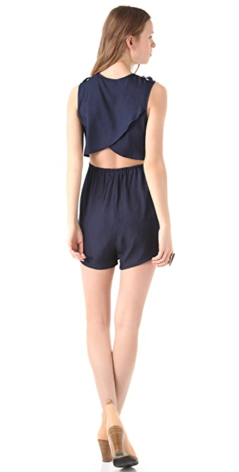 findersKEEPERS So Lucky Playsuit