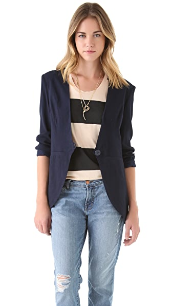 findersKEEPERS Ring Me Up Blazer