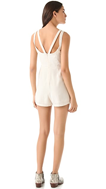 findersKEEPERS Money Penny Playsuit