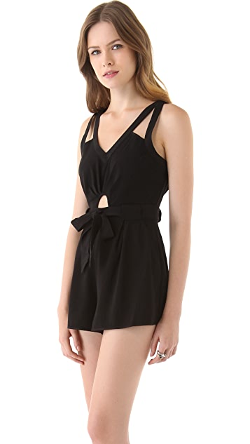 findersKEEPERS Clean Cut Kid Playsuit