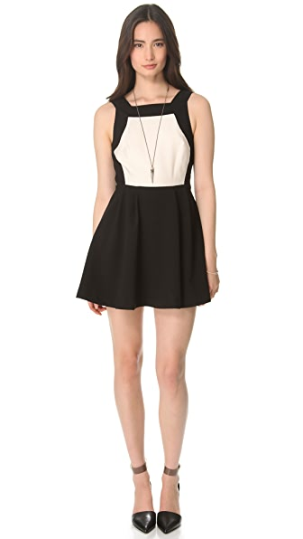 findersKEEPERS Don't Look Back Dress