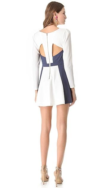 findersKEEPERS Paper Paradise Dress