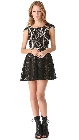 findersKEEPERS Mr. Jones Dress