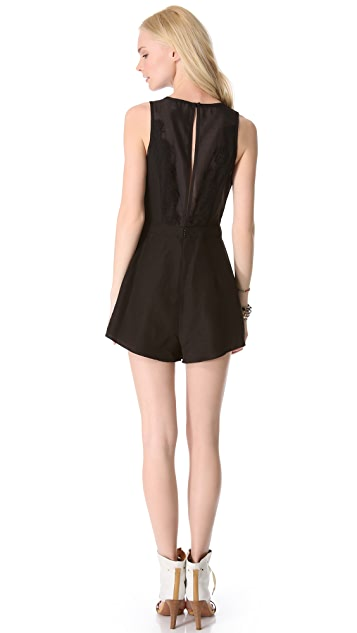 findersKEEPERS Firehouse Playsuit