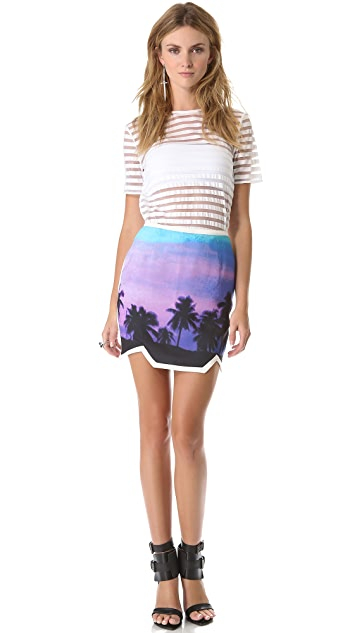 findersKEEPERS You Sent Me Skirt