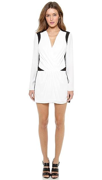 findersKEEPERS Lose Yourself Long Sleeve Dress
