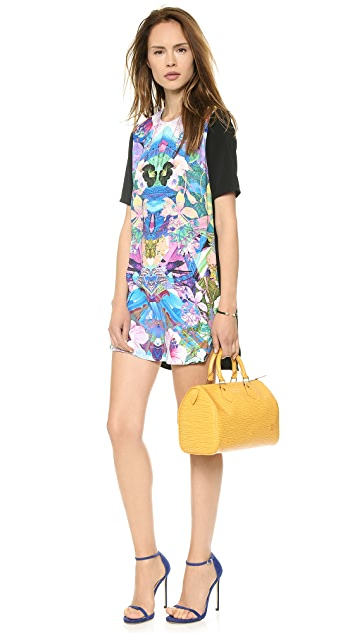 findersKEEPERS Simple Life T-Shirt Dress