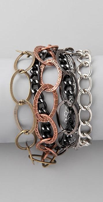 Fleet Jewelry Borrowed Time Bracelet