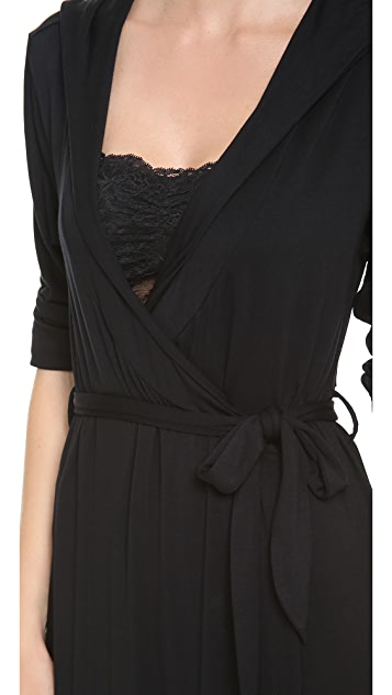 Fleur't Lounge with Me Hooded Robe