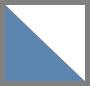 Coronet Blue/White