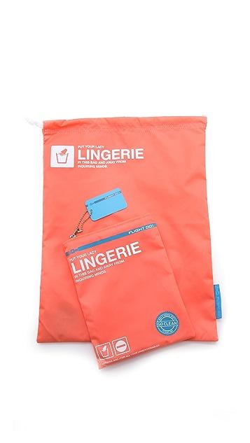 Flight 001 Go Clean Lingerie Bag