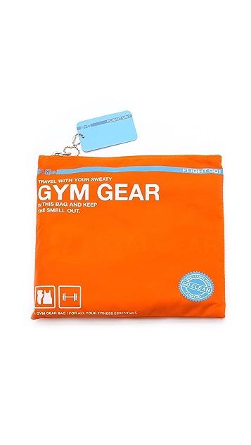 Flight 001 Go Clean Gym Gear Bag