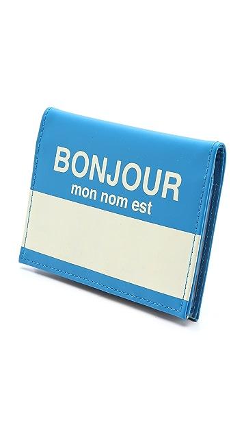 Flight 001 Bonjour Passport Case