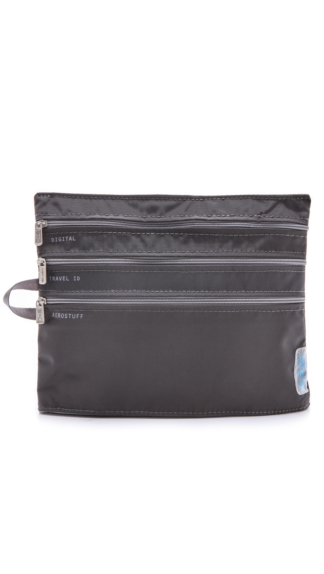 FLIGHT 001 F1 Seat Pack in Charcoal
