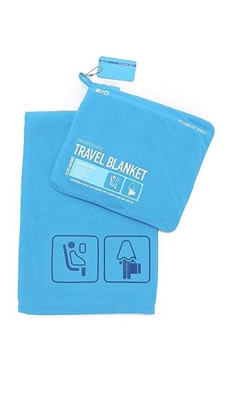 Flight 001 Emergency Travel Blanket