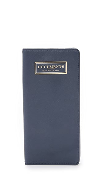 Flight 001 Correspondent Document Holder