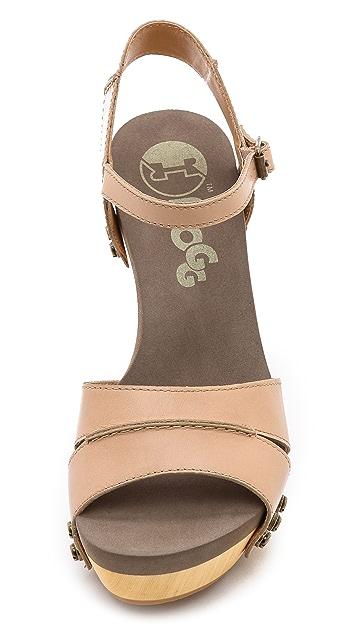 Flogg Florence Clog Sandals