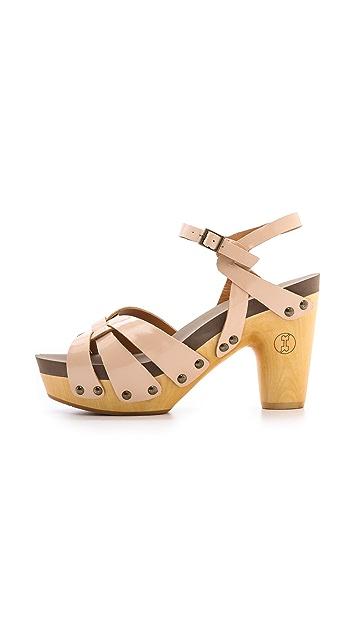 Flogg Fain Clog Sandals