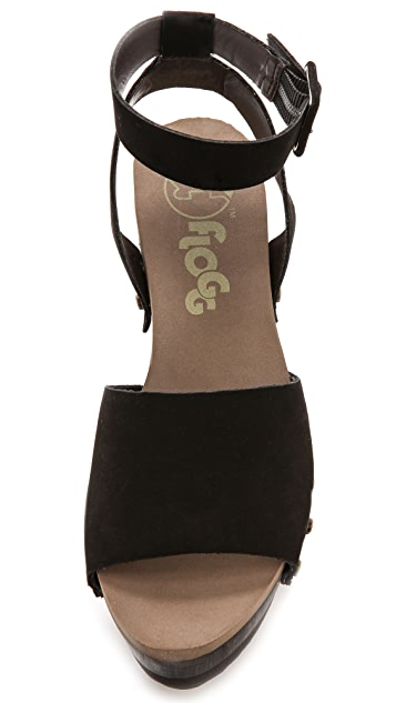 Flogg Poppi Platform Sandals