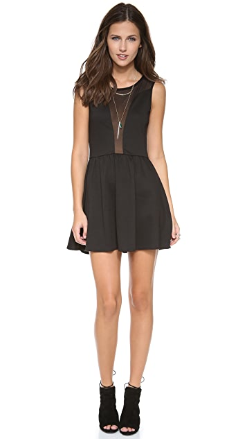 For Love & Lemons Lulu Dress