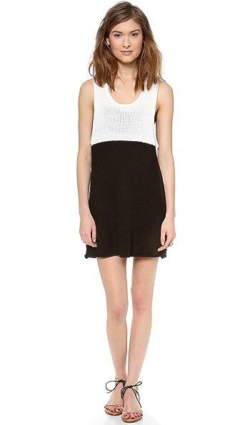 For Love & Lemons Traveler Knit Dress