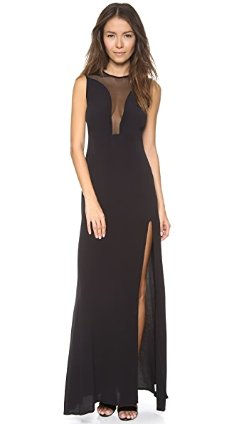 For Love & Lemons Lulu Maxi Dress
