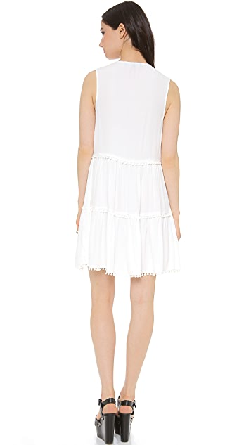 For Love & Lemons Chica Mini Dress