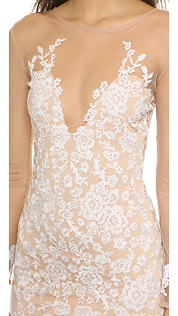 For Love & Lemons Luau Mini Dress