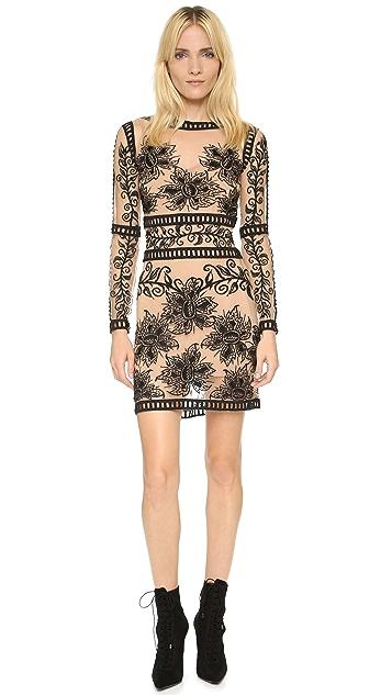 For Love & Lemons Desert Nights Mini Dress