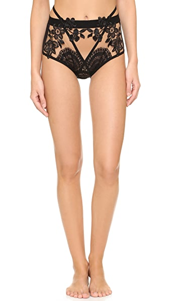For Love & Lemons Lucia High Waisted Panty