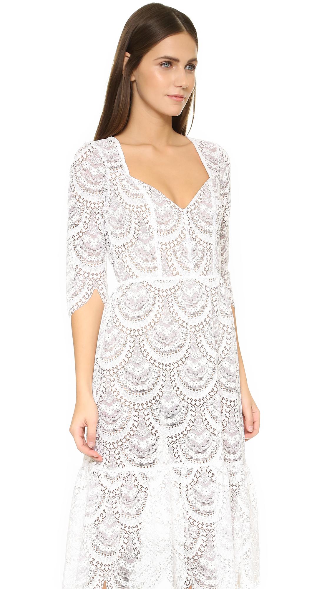 f84be88dcdeb8 For Love & Lemons Rosalita Dress | SHOPBOP