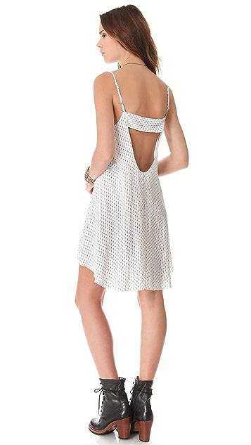 Flynn Skye Back Strap Mini Dress