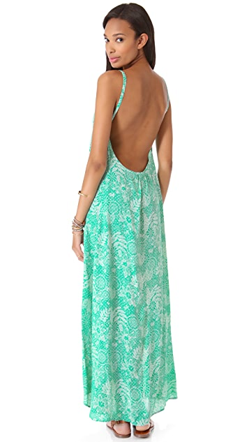 Flynn Skye Backless Maxi Dress