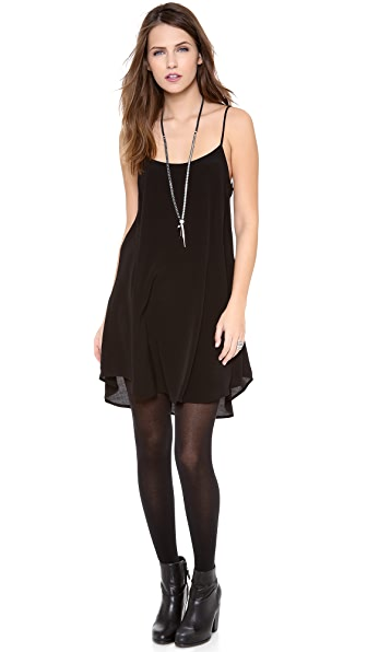 Flynn Skye Backstrape Mini Dress