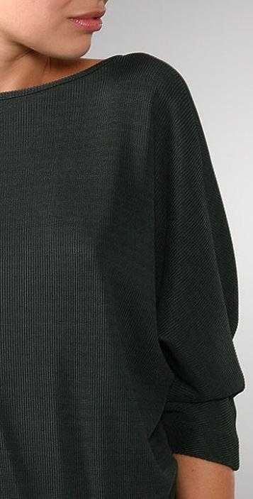 Foley + Corinna Crossback Sweatshirt