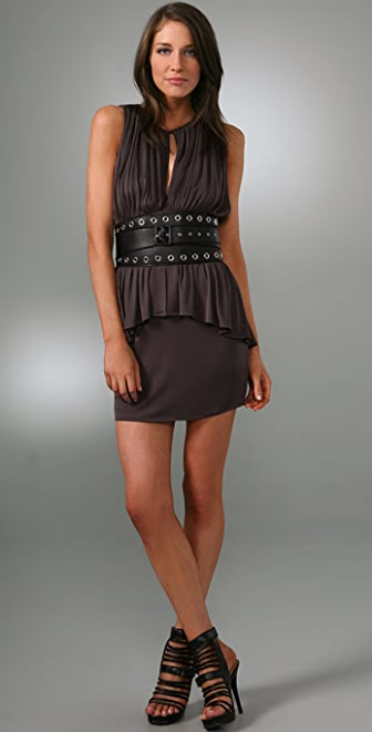 Foley + Corinna Peplum Dress
