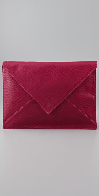 Foley + Corinna Mega Parcel Clutch with Strap