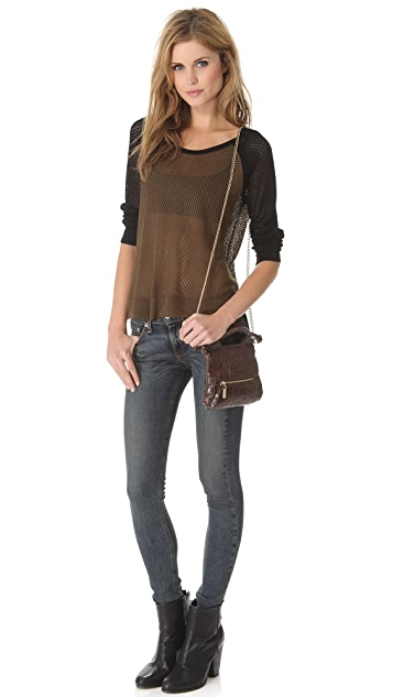 Foley + Corinna Tiny City Cross Body Bag