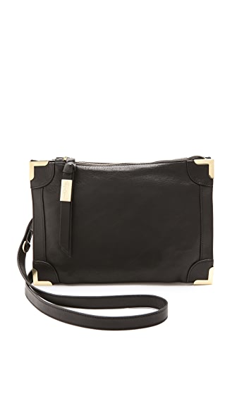 Foley + Corinna Frame Cross Body Bag