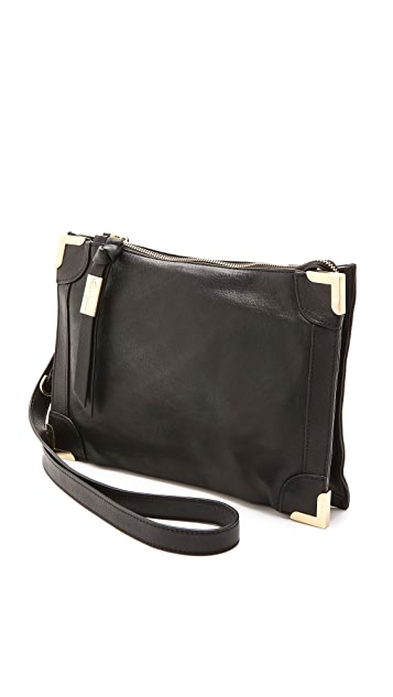 Foley + Corinna Frame Cross Body Bag