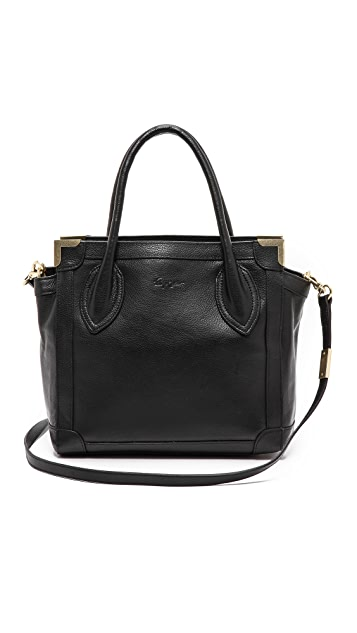 Foley + Corinna Frame Mini Shopper Bag