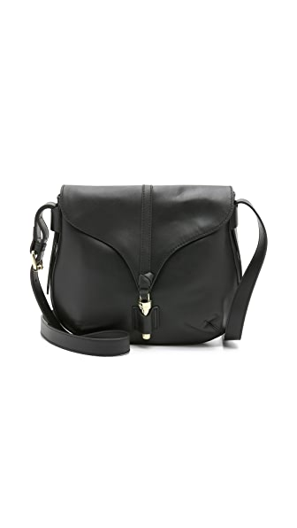 Foley + Corinna Arrow Saddle Cross Body Bag